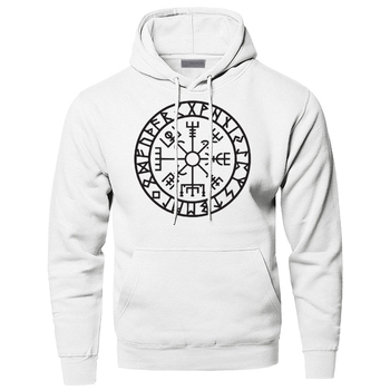 Hoodies Men Odin Vikings Sweatshirts Son Of Odin Hooded Sweatshirt Sons Of VikingNew Winter Autumn Gone to Valhalla Sportswear 2