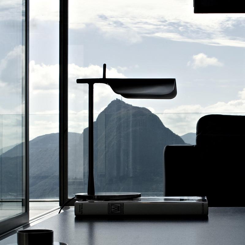 Modern LED Table Lamp for Living Room Table Light Bedside Light Luminaria for Home Bedroom Reading LED Desk Lamp Indoor Lighting