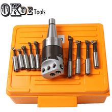 High precision F1 Type Rough Boring Head with NT30 Shanks inch size boring system 9pcs  bar
