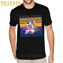 Men Vintage Pew Pew Madafakas Funny Pew Pew Madafakas t shirt tshirt Men S-6XL Black T Shirt