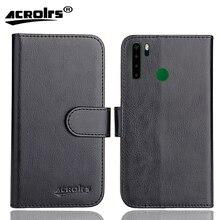 """Blackview A80 Pro Case 6.49"""" 6 Colors Flip Soft Leather Crazy Hor"""