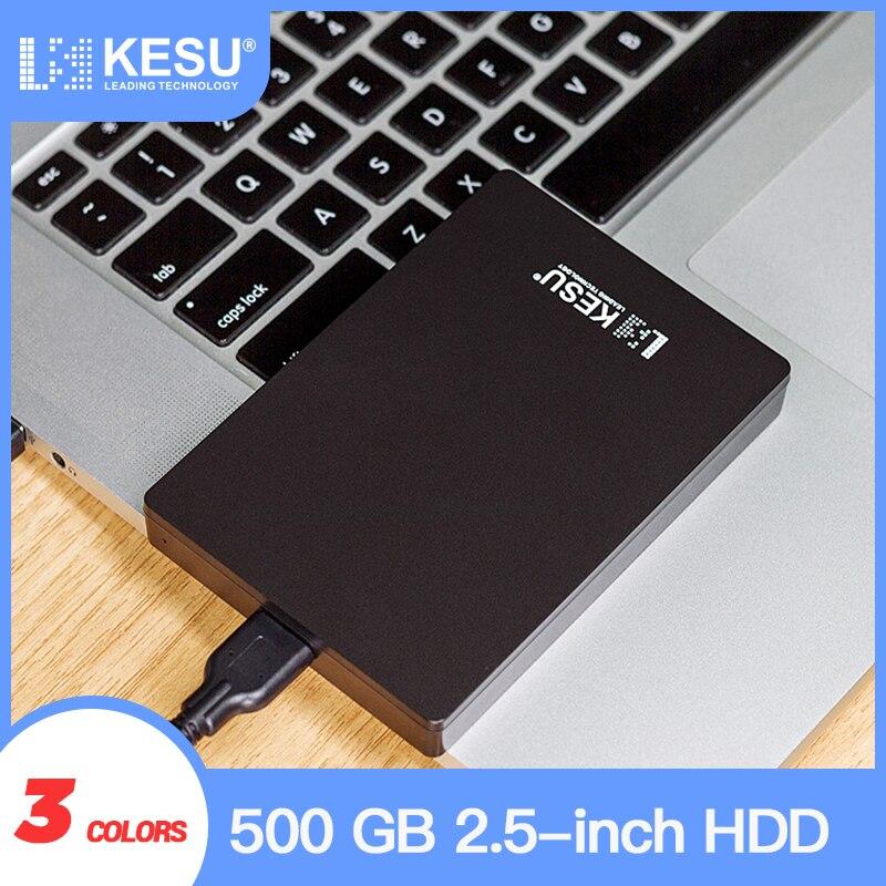 "1TB,500GB...KESU 2.5/"" Portable External Hard Drive HDD USB 3.0 for PC"