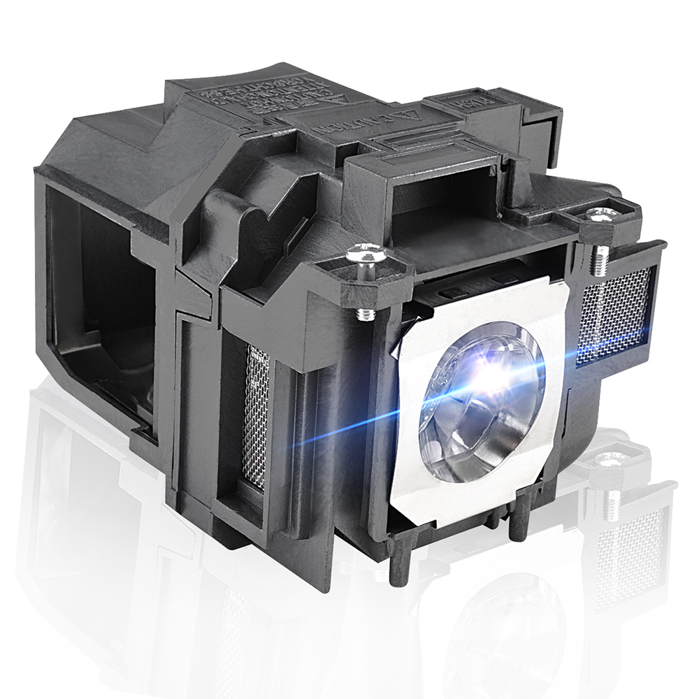 Replacement Projector Bulb With Housing  EB-W29  EB-W31  EB-W32  W420 X04  EB-X130  X27 X29 X300 X31 X350  X36  EH-TW5210