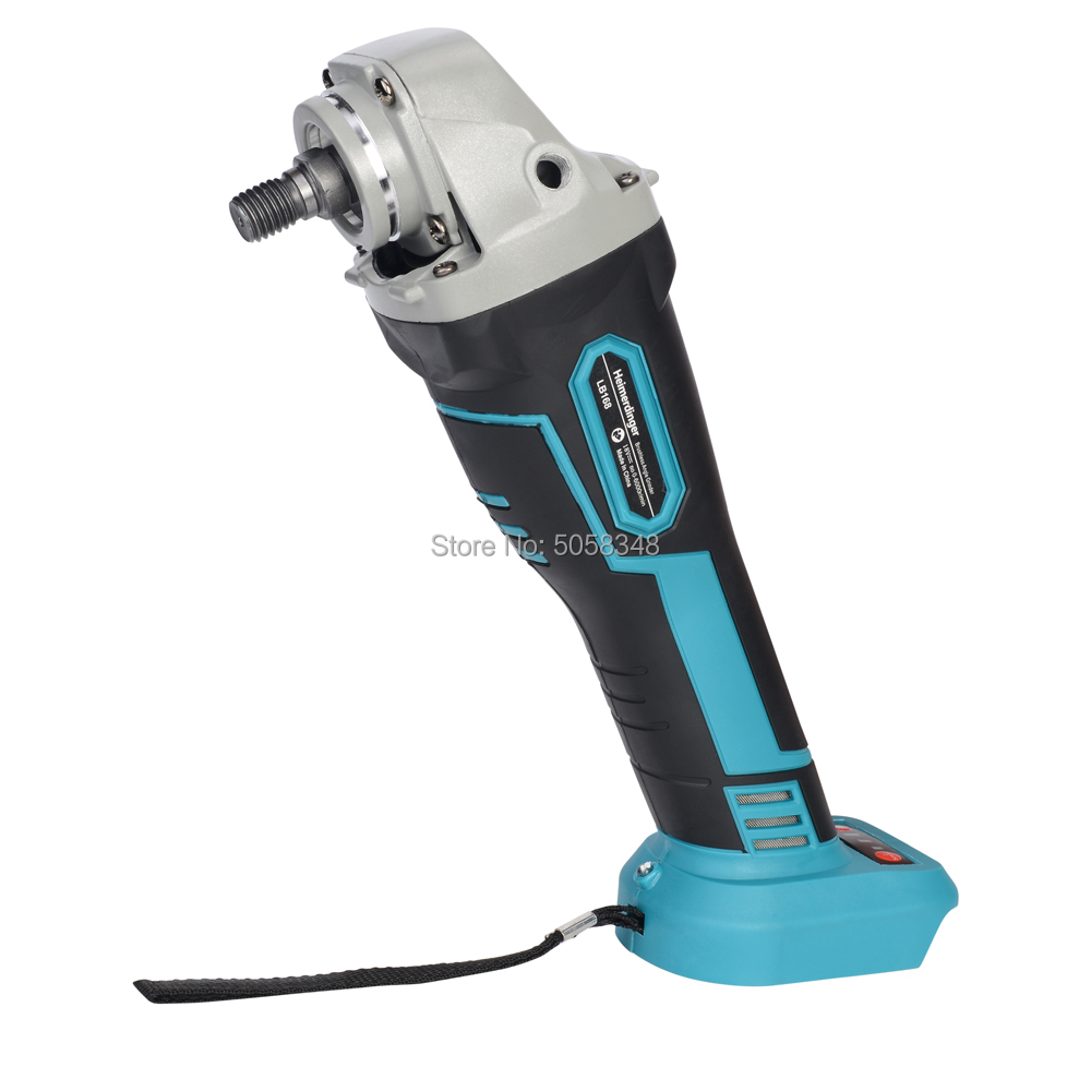 125mm Brushless Cordless Impact Angle Grinder Without Battery