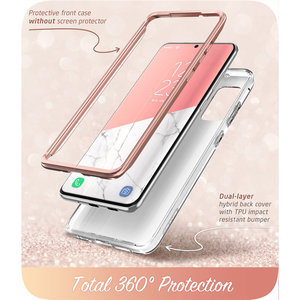 Image 2 - I BLASON Cosmo For Samsung Galaxy S20 Plus 5G Case Full Body Glitter Marble Bumper Cover Case WITHOUT Built in Screen Protector