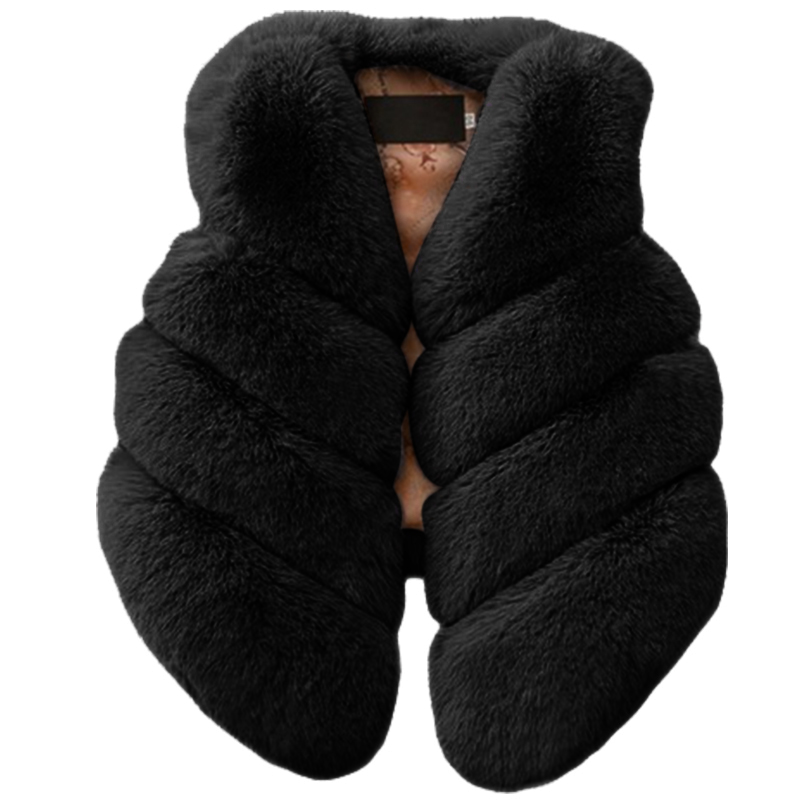 artificial colete casacos colete quente crianças sem