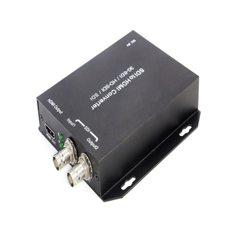 Support 3D, HD, 3g-sdi input, one SDI loop out sdi-hdmi HD Converter for HDMI signal conversion from HD digital 3g-sdi цена 2017