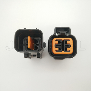 1-20 компл. KUM 090 Тип 4-контактный штекер гнездовой разъем O2 Датчик кислорода потоковый разъем для Hyundai PB625-04027