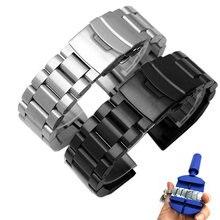 Ремешок из нержавеющей стали 316l для huawei watch gt2 2e huami