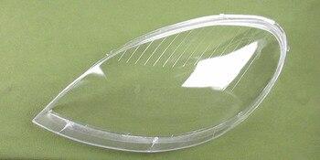 абажур | Прозрачный абажур передняя фара корпус фары крышка объектива Стекло для Lifan 520 2006 2007 2008 2009