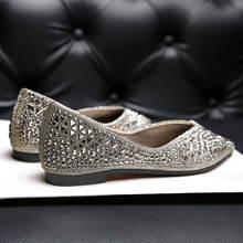 Новые летние туфли на плоской подошве; Тонкие женские с закрытым
