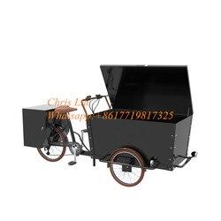 Chiński rower ładunkowy producenci 3 koła tanie rower Cargo rower do sprzedaży kawy na sprzedaż w Maszyny do lodów od AGD na