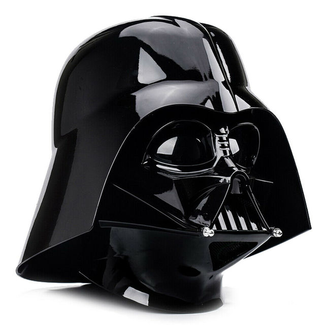 Darth Vader Helmet The Black Series STAR WARS Cosplay Adult Helmet Premium PVC