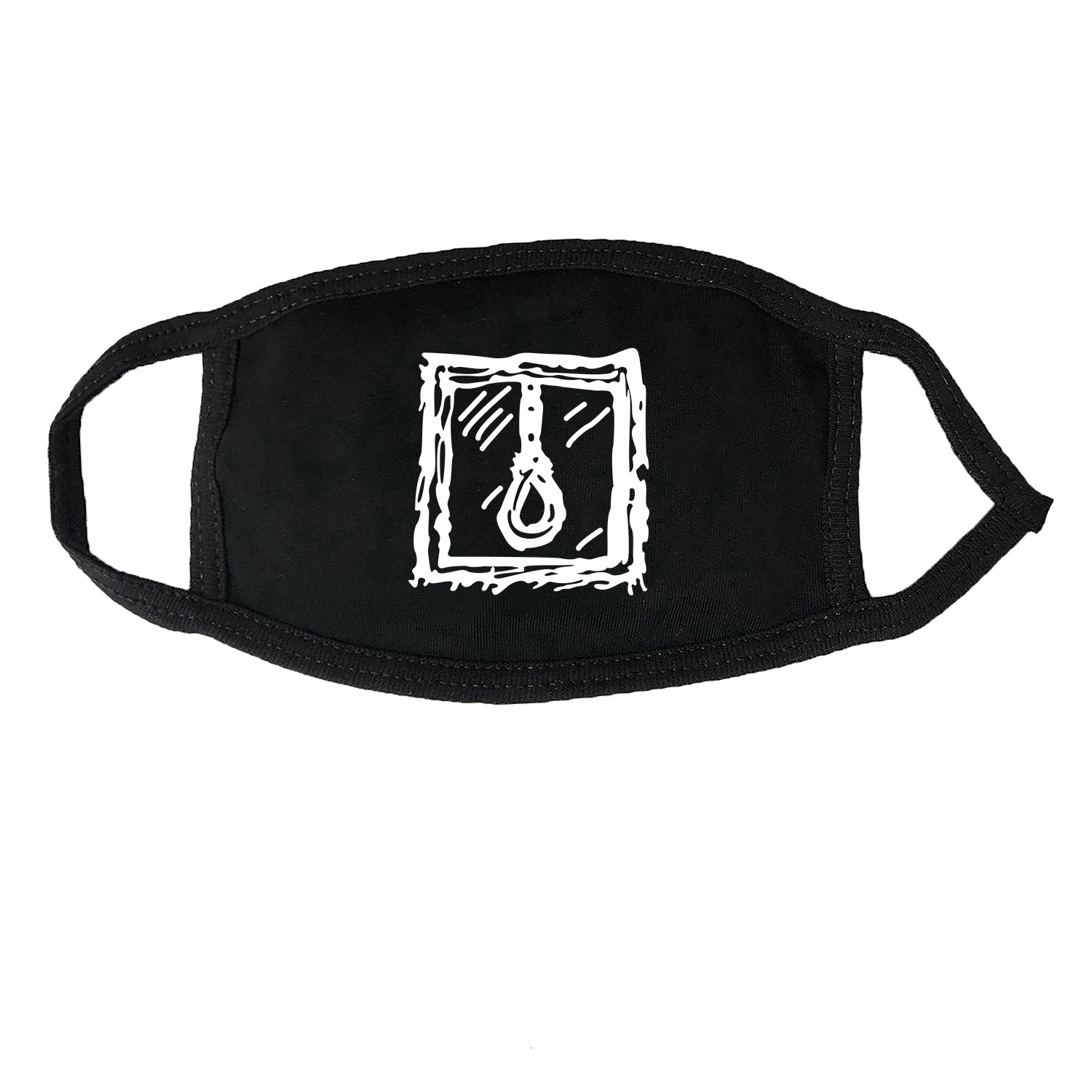 Image 2 - Lil Peep Periphery Mask Men And Women Fund Dustproof Defence  Exhaust Mask Can Clean Sex Cloth MaskWomens Masks