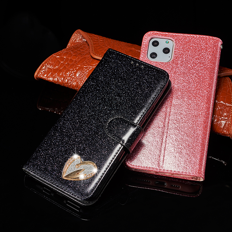 Bling Glitter Leather Case for iPhone 11/11 Pro/11 Pro Max 29