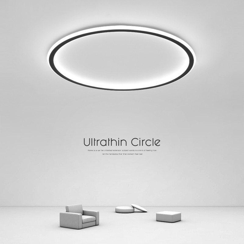 New Arrival led ceiling lamp Minimalism nordic atmosphere home living room lamp creative LED ceiling light