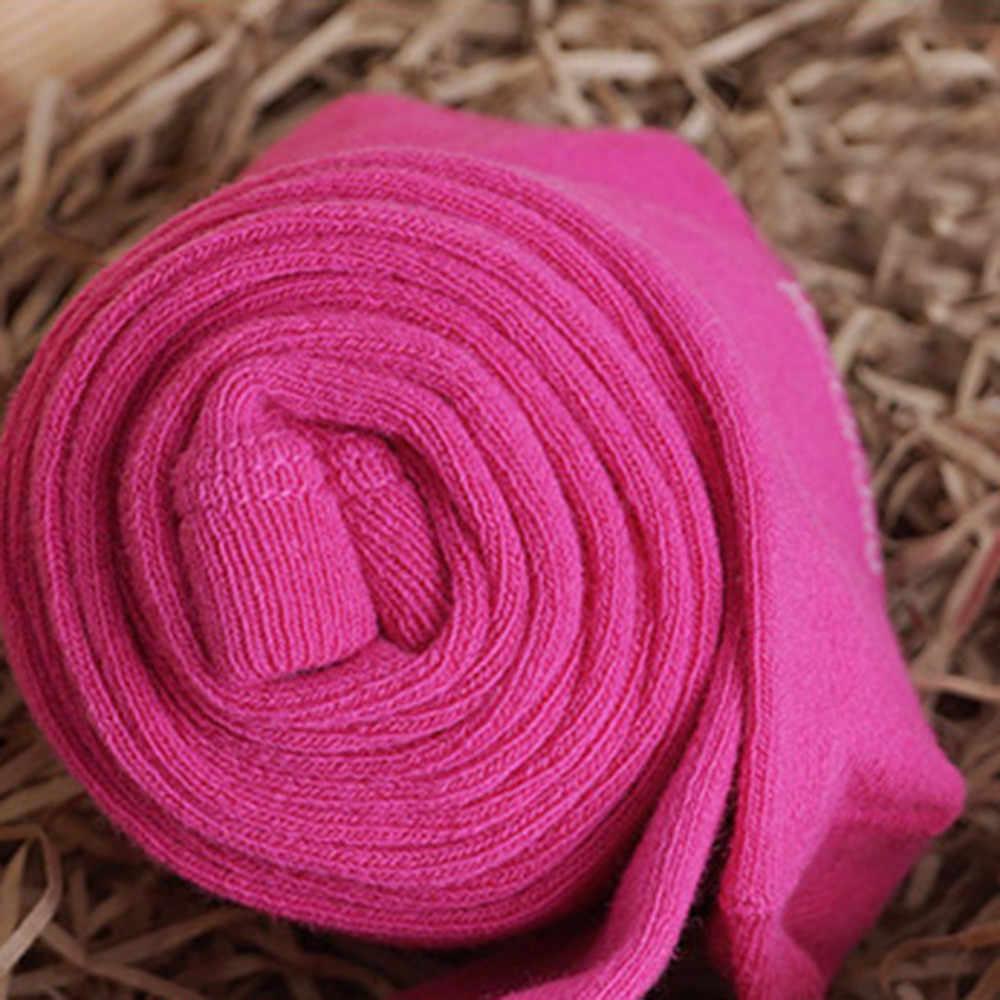 ถุงน่องฤดูหนาวทารกแรกเกิดทารกสาวลายของแข็ง Panty-hose ถุงน่องถุงน่องอบอุ่นเสื้อผ้าเด็กผู้หญิง tights สำหรับหญิง
