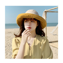 Sun-Hat Hunting Outdoor Comfortable Leisure Korean Fashion S/l-Size Lovers Pure-Color