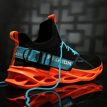 Footwear Training-Shoes Sports Super-Lightweight Jogging Men Breathable Athletic Air-Mesh