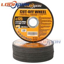 125mm Metal Cutting Discs 5inch Cut Off Wheels Flap Sanding discs Grinding Discs Angle Grinder Wheel 5-50Pcs