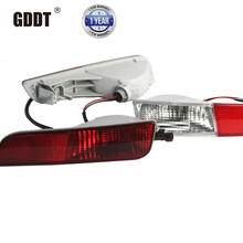 1 Piece with Bulb 8336A102 2013-2015 REAR STOP LAMP FOR Outlander Rear Bumper Lamp FOR Airtrek Rear Fog Lamp 8337A111
