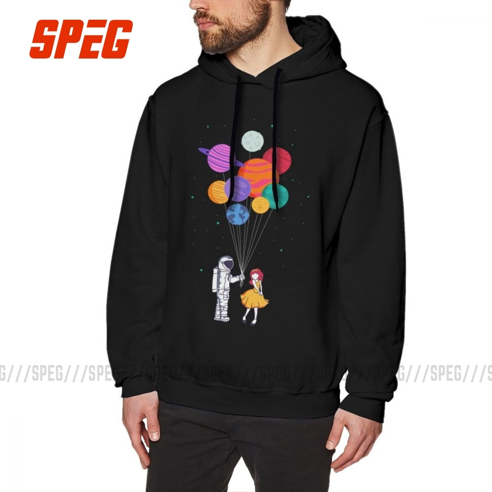 Hoodies Sweatshirt Pockets Space,Solar System with Planets,Sweatshirts for Women