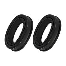 Silicone Ear Cups for MSA Sordin Headsets,Comfort Replacement Sealing