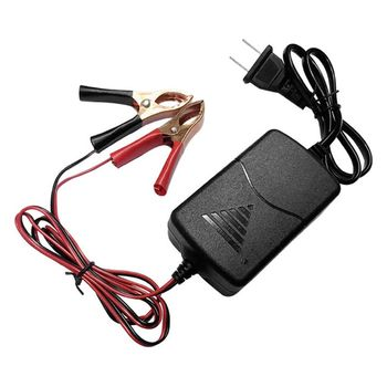 US Smart Charging Battery Charger Maintainer 12V for Car Truck RV Motorcycle X6HF image