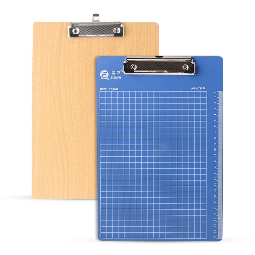 A5 Size File Folder Clipboard Drawing Writing Clip Board School Office Supplies