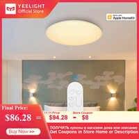 Yeelight Smart Luci di Soffitto del LED Intelligente App Remote di Controllo Mobile Antipolvere 32W Aggiornamento Jiao Yue 480 di Supporto di Apple Homekit