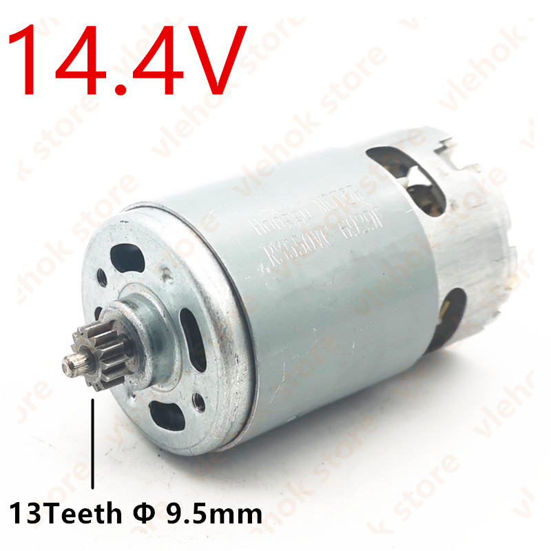 13 Teeth 14.4V Motor Replace For BOSCH GSR14.4-2-LI PSR 14.4 Li-2 PSR14.4LI-2 PSR1440LI-2 GSR 14.4-2-li Drill Engine Power Tool