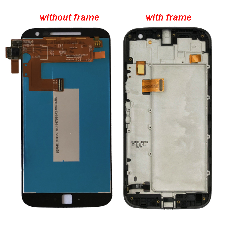 G4 Plus Screen For Motorola Moto G4 Plus LCD Display Touch Screen for MOTO G4 plus display Xt1644 Xt1640 Xt1641 XT1625 lcd in Mobile Phone LCD Screens from Cellphones Telecommunications