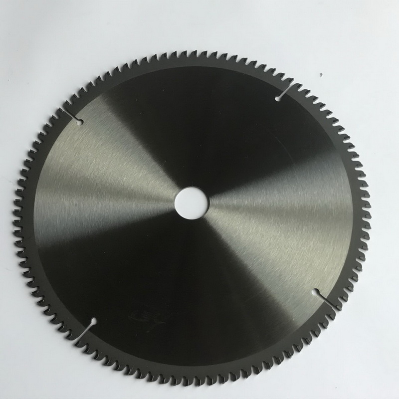 Free Shipping DIY Quality Grade 1PC 250*25.4*100/120T TCT Saw Blade For NF Metal Aluminum/copper/zinc/lead Profile Cutting