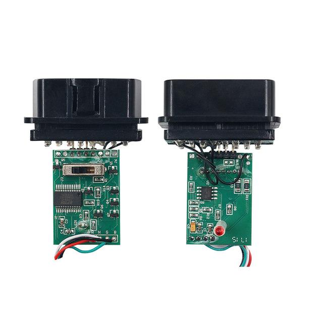 Latest FTDI FT232RL Chip OBD2 VAG USB Auto Car Diagnostic Cable for Fiat KKL Car Ecu Scanner Tool 4 Way Switch USB Interface