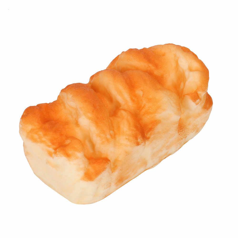 ضغط القليل الخبز اسفنجي بطيئة ارتفاع الضغط اللعب محاكاة الغذاء ضد الإجهاد لعبة الخبز متجر نموذج الديكور # A
