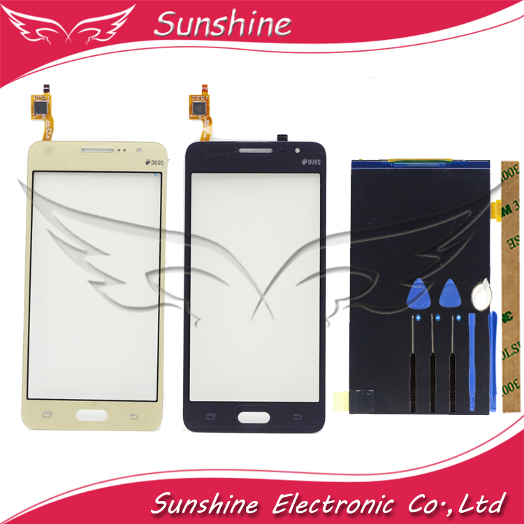 Good Quality LCD For Samsung Galaxy Grand Prime G530 G530F G530H SM-G531 G531 G531F G531H LCD Display With Touch Sensor