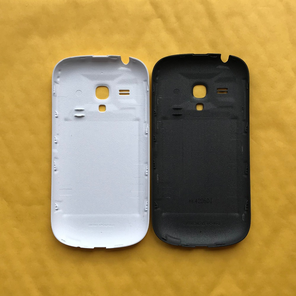 Original Black Rear Battery Door For Samsung Galaxy S3mini S3 Mini I8190 8190 i8200 8200 Phone Housing Cover Back Cases image