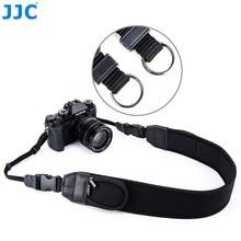 JJC Adjustable Quick Release Comfy Camera Shoulder Neck Strap for Sony 7 A7S A7R Mark II III Fujifilm X T3 X T2 X Pro2 X Pro1