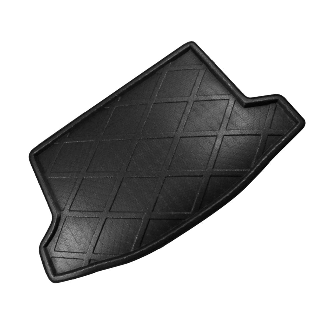 cheapest Boot Mat Rear Trunk Liner Cargo Floor Tray Carpet Mud Kick Protector Cover For Ford Escape Kuga 2013 2014 2015 2016 2017 18-2019