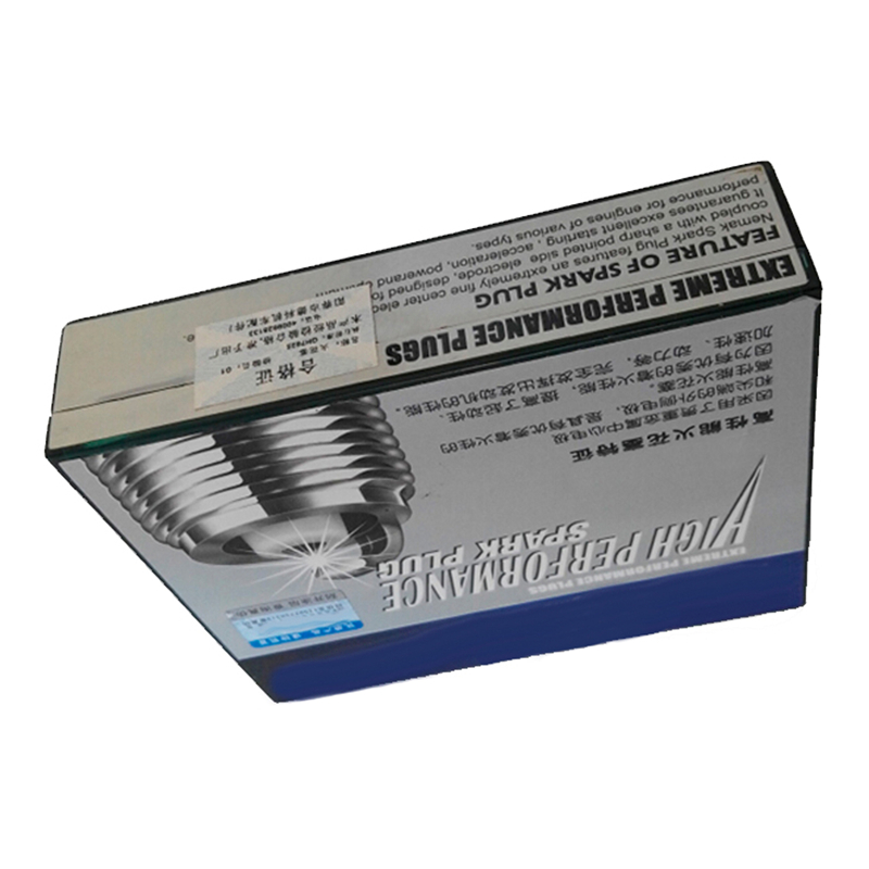 Car Iridium Alloy Glow Spark Plug Candles For <font><b>Mitsubishi</b></font> Galant 2.4L <font><b>4G69</b></font> Engine Ignition image