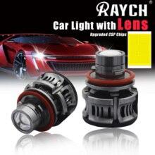 2 قطعة LED السيارات الضباب ضوء LED مصباح للسيارة H11 H8 H9 9005 HB3 9006 HB4 45 واط 2400Lm الضباب مصابيح كهربائية السيارات الضباب مصباح 6000 كيلو خطأ مجاني