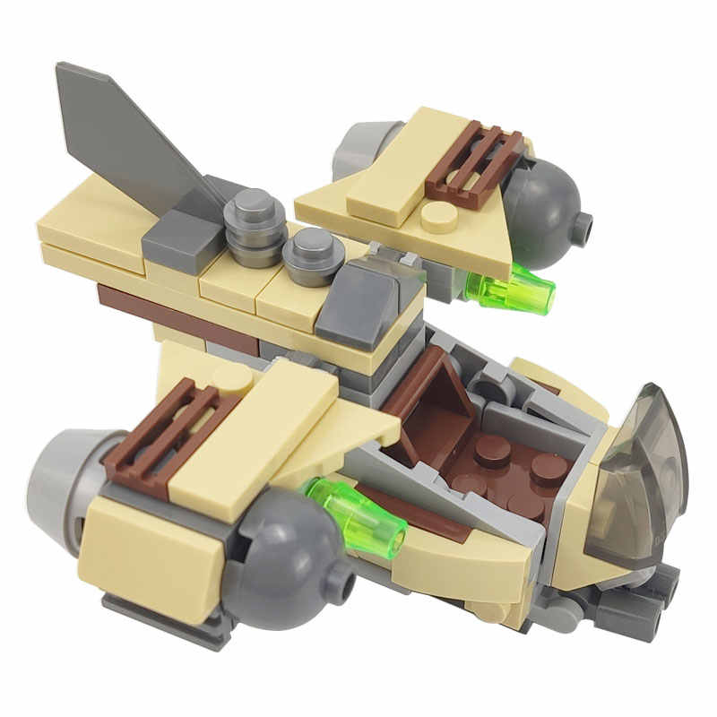 Legoing Star Wars Set Gift Bricks Space Ship Building & Construction Toys Planetary Team Education Compatible Legoing Plane Kits