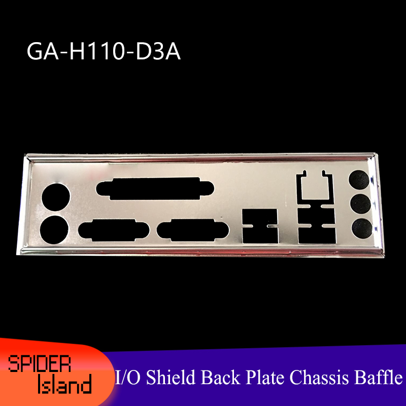 I//O Shield For backplate ASRock 970 Extreme4 Motherboard Backplate IO