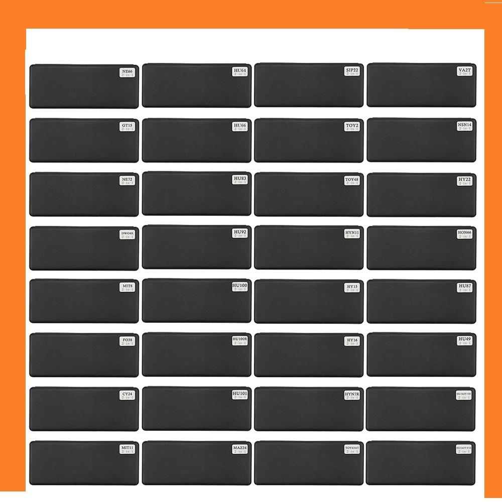 Genuine LiShi 2 in 1 Tool Locksmith Tools ZD30 DAT12R HU71 K5 F0RD2017 K1A2018 SX9 TOY2018 TOY48 HON77 YH65 for Car key|Locks & Hardware| |  - title=