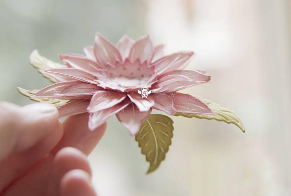 Mmao ремесло; металл сталь резки штампы цветок украшение в виде листьев трафарет для бумага для скрапбукинга/фото карты тиснения штампы Вырубные штампы      АлиЭкспресс