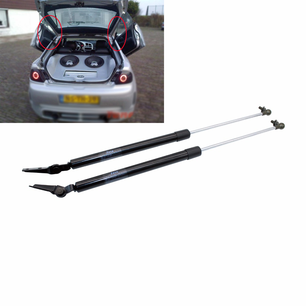 Saloon 1985//08-1989//05 Shock Absorber Car Parts Accessories Gift B1287F26 Kedoukj Damper Rear Tailgate Trunk Boot Gas Struts FOR MAZDA 323 III 8710 50201 2pcs Ordinary Black BF AG- 17431