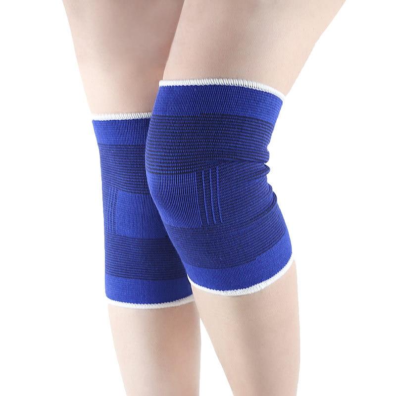 Kneepads Sports Men Women Knee Sleeve Running Basketball Squat Cycling Fitness Hiking Knees Protective Gear Leg Running Sleeves
