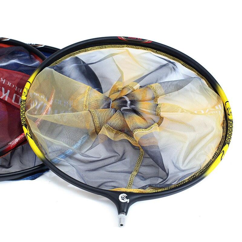 Kang Zao Grille Ultra-Light Nanometer Anti-Hanging Net Head String Bag Copy Grille Athletic Dip Net Fishing Net Copy Grille Alum