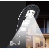 A2 LED Wand Lampe Nacht beleuchtung Garten PIR Sensor 400Lux Solar Saving Wasserdicht hof Straße zaun im freien lampe