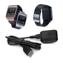 1m USB Charging Cable Charger Dock for samsung Gear 2 R380 Smart Watch X7JB